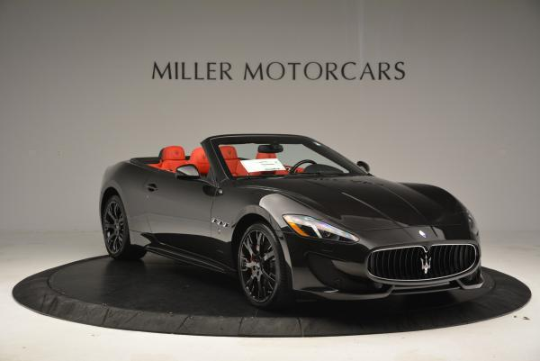 New 2016 Maserati GranTurismo Convertible Sport for sale Sold at Maserati of Greenwich in Greenwich CT 06830 21