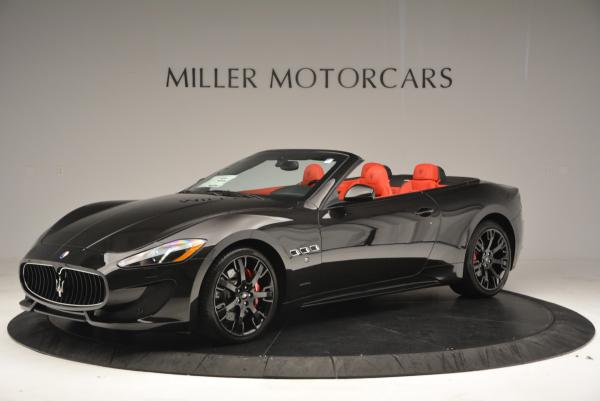 New 2016 Maserati GranTurismo Convertible Sport for sale Sold at Maserati of Greenwich in Greenwich CT 06830 3