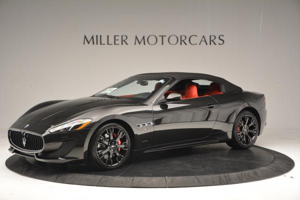 New 2016 Maserati GranTurismo Convertible Sport for sale Sold at Maserati of Greenwich in Greenwich CT 06830 4