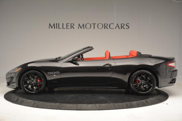 New 2016 Maserati GranTurismo Convertible Sport for sale Sold at Maserati of Greenwich in Greenwich CT 06830 5