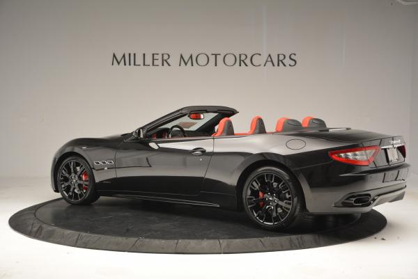 New 2016 Maserati GranTurismo Convertible Sport for sale Sold at Maserati of Greenwich in Greenwich CT 06830 7