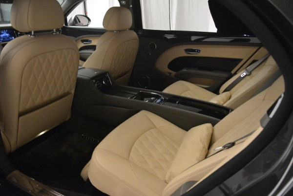 Used 2017 Bentley Mulsanne EWB for sale Sold at Maserati of Greenwich in Greenwich CT 06830 17