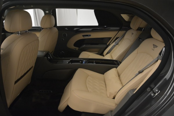 Used 2017 Bentley Mulsanne EWB for sale Sold at Maserati of Greenwich in Greenwich CT 06830 18