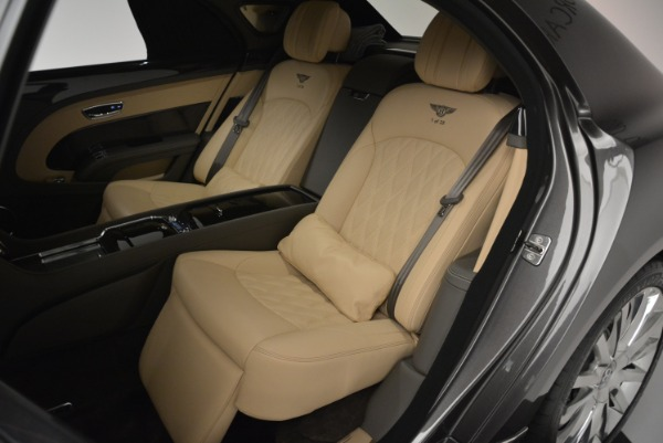 Used 2017 Bentley Mulsanne EWB for sale Sold at Maserati of Greenwich in Greenwich CT 06830 19