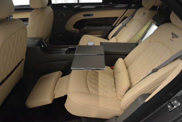 Used 2017 Bentley Mulsanne EWB for sale Sold at Maserati of Greenwich in Greenwich CT 06830 26