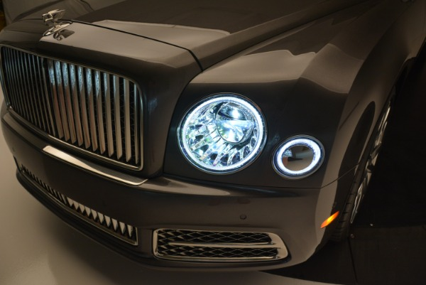 Used 2017 Bentley Mulsanne EWB for sale Sold at Maserati of Greenwich in Greenwich CT 06830 5