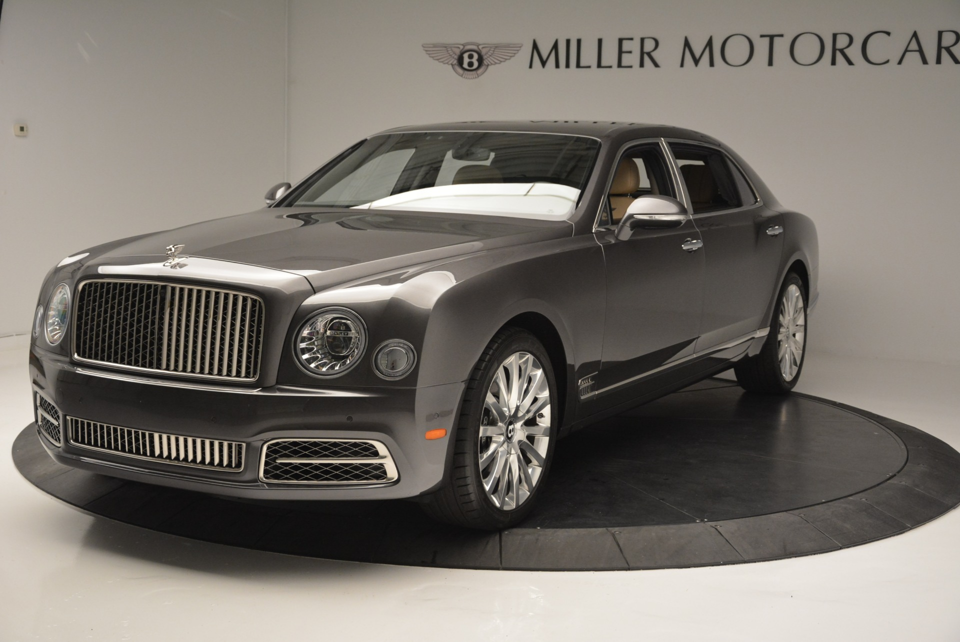 Used 2017 Bentley Mulsanne EWB for sale Sold at Maserati of Greenwich in Greenwich CT 06830 1