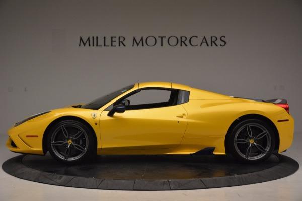Used 2015 Ferrari 458 Speciale Aperta for sale Sold at Maserati of Greenwich in Greenwich CT 06830 14