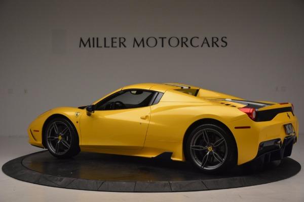 Used 2015 Ferrari 458 Speciale Aperta for sale Sold at Maserati of Greenwich in Greenwich CT 06830 15