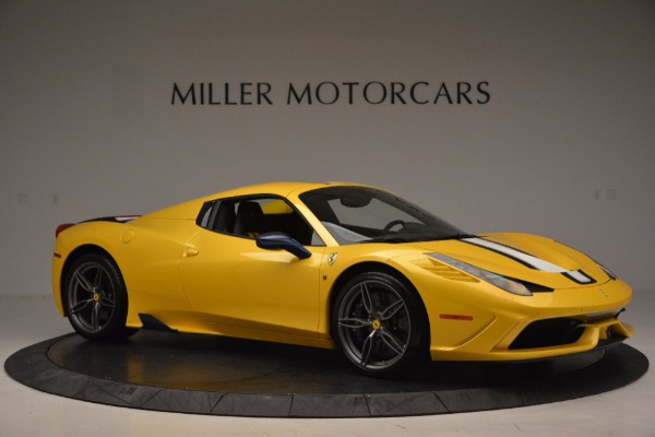 Used 2015 Ferrari 458 Speciale Aperta for sale Sold at Maserati of Greenwich in Greenwich CT 06830 19