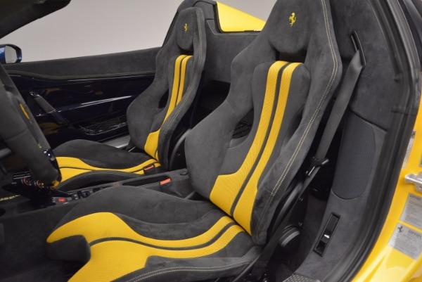 Used 2015 Ferrari 458 Speciale Aperta for sale Sold at Maserati of Greenwich in Greenwich CT 06830 23