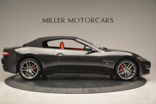 New 2017 Maserati GranTurismo Convertible Sport for sale Sold at Maserati of Greenwich in Greenwich CT 06830 11