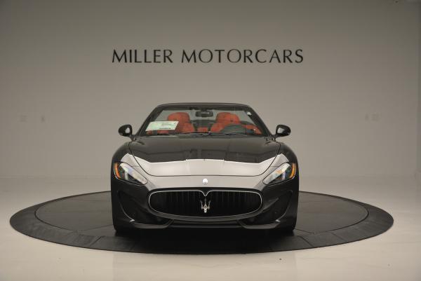 New 2017 Maserati GranTurismo Convertible Sport for sale Sold at Maserati of Greenwich in Greenwich CT 06830 16