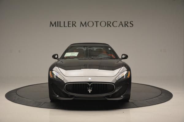 New 2017 Maserati GranTurismo Convertible Sport for sale Sold at Maserati of Greenwich in Greenwich CT 06830 27