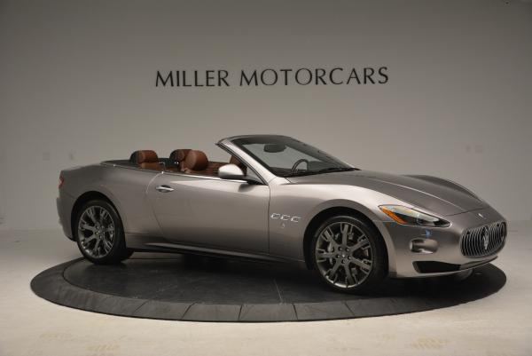 Used 2012 Maserati GranTurismo for sale Sold at Maserati of Greenwich in Greenwich CT 06830 10