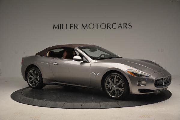 Used 2012 Maserati GranTurismo for sale Sold at Maserati of Greenwich in Greenwich CT 06830 17