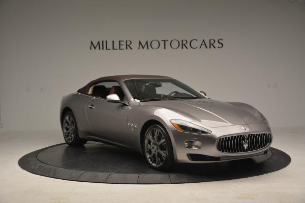 Used 2012 Maserati GranTurismo for sale Sold at Maserati of Greenwich in Greenwich CT 06830 18