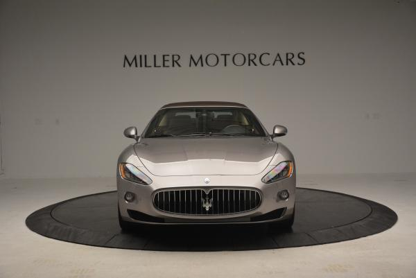 Used 2012 Maserati GranTurismo for sale Sold at Maserati of Greenwich in Greenwich CT 06830 19