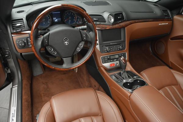 Used 2012 Maserati GranTurismo for sale Sold at Maserati of Greenwich in Greenwich CT 06830 21