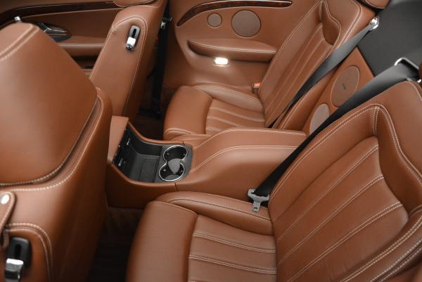 Used 2012 Maserati GranTurismo for sale Sold at Maserati of Greenwich in Greenwich CT 06830 25