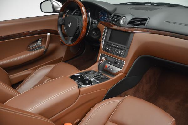 Used 2012 Maserati GranTurismo for sale Sold at Maserati of Greenwich in Greenwich CT 06830 26
