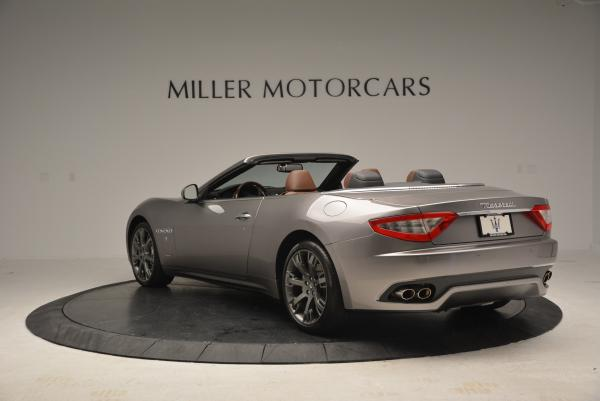 Used 2012 Maserati GranTurismo for sale Sold at Maserati of Greenwich in Greenwich CT 06830 5