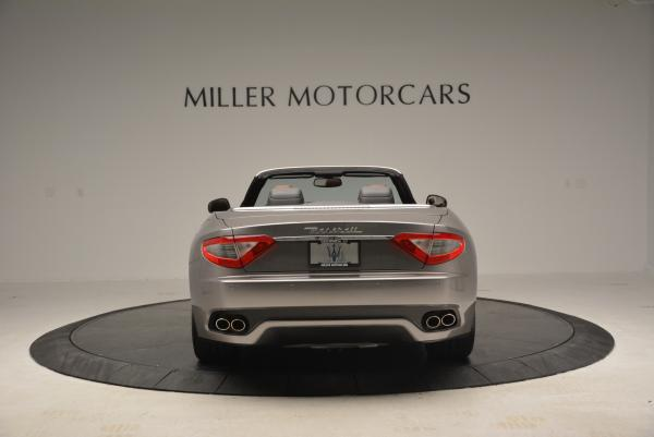 Used 2012 Maserati GranTurismo for sale Sold at Maserati of Greenwich in Greenwich CT 06830 6