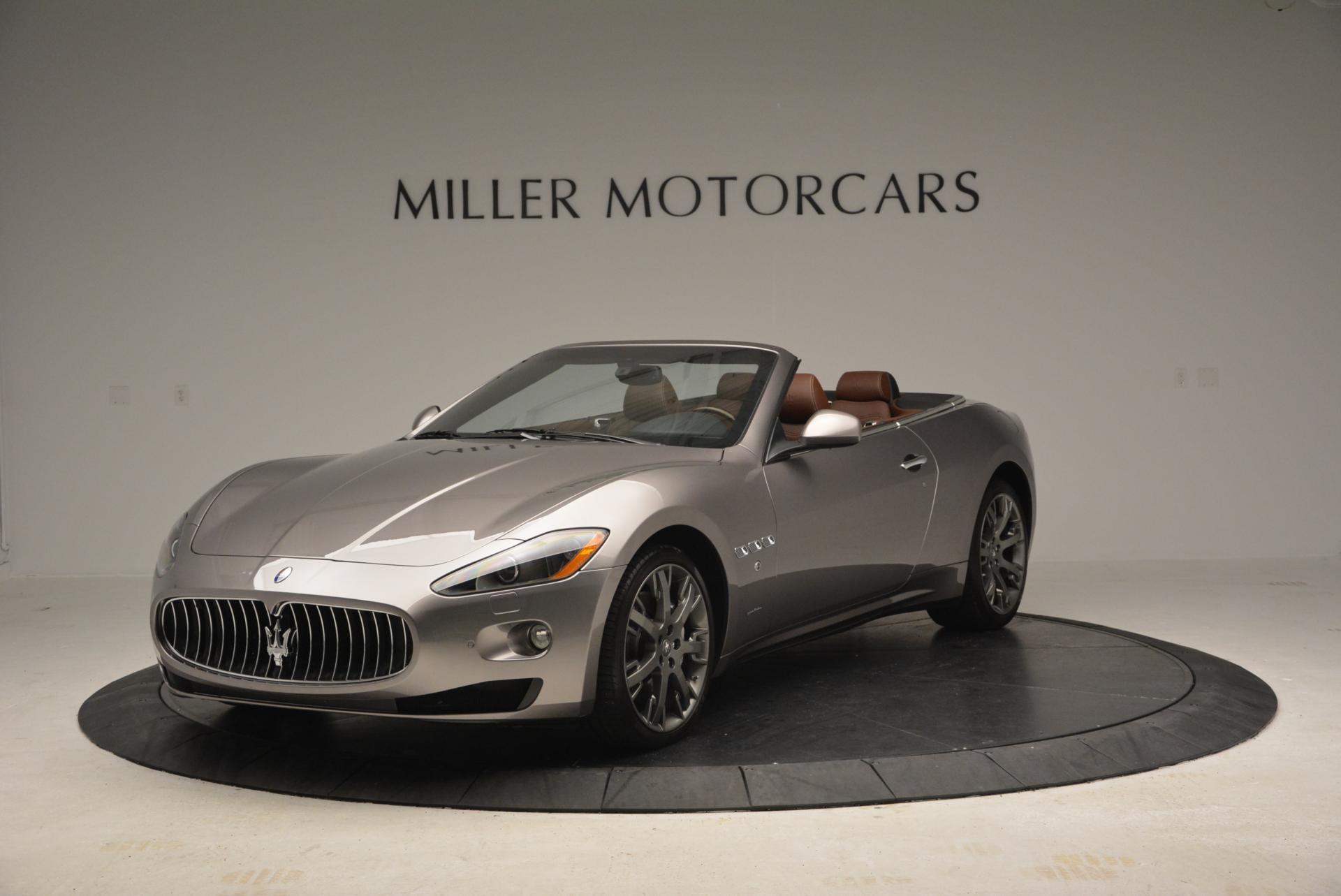 Used 2012 Maserati GranTurismo for sale Sold at Maserati of Greenwich in Greenwich CT 06830 1