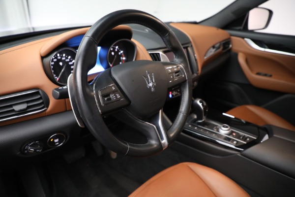 Used 2018 Maserati Levante Q4 for sale $57,900 at Maserati of Greenwich in Greenwich CT 06830 13
