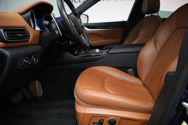Used 2018 Maserati Levante Q4 for sale $57,900 at Maserati of Greenwich in Greenwich CT 06830 14