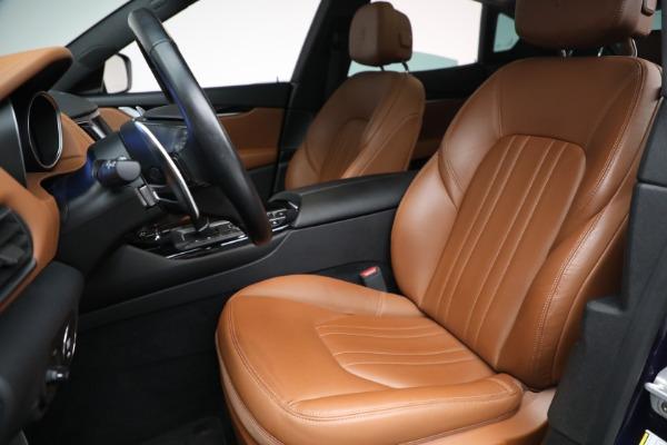 Used 2018 Maserati Levante Q4 for sale $57,900 at Maserati of Greenwich in Greenwich CT 06830 15