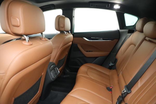 Used 2018 Maserati Levante Q4 for sale $57,900 at Maserati of Greenwich in Greenwich CT 06830 18