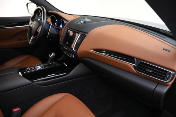 Used 2018 Maserati Levante Q4 for sale $57,900 at Maserati of Greenwich in Greenwich CT 06830 21