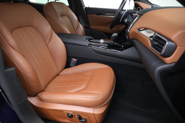 Used 2018 Maserati Levante Q4 for sale $57,900 at Maserati of Greenwich in Greenwich CT 06830 23