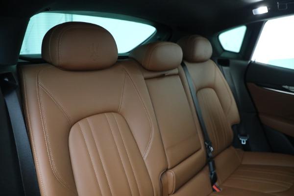 Used 2018 Maserati Levante Q4 for sale $57,900 at Maserati of Greenwich in Greenwich CT 06830 24
