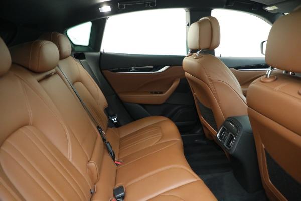 Used 2018 Maserati Levante Q4 for sale $57,900 at Maserati of Greenwich in Greenwich CT 06830 25