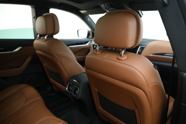 Used 2018 Maserati Levante Q4 for sale $57,900 at Maserati of Greenwich in Greenwich CT 06830 26