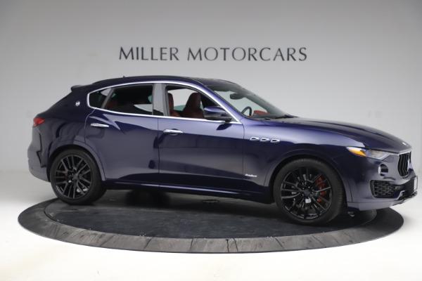 Used 2018 Maserati Levante S GranSport for sale $66,900 at Maserati of Greenwich in Greenwich CT 06830 11