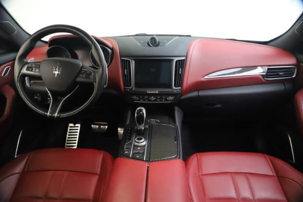 Used 2018 Maserati Levante S GranSport for sale $66,900 at Maserati of Greenwich in Greenwich CT 06830 17
