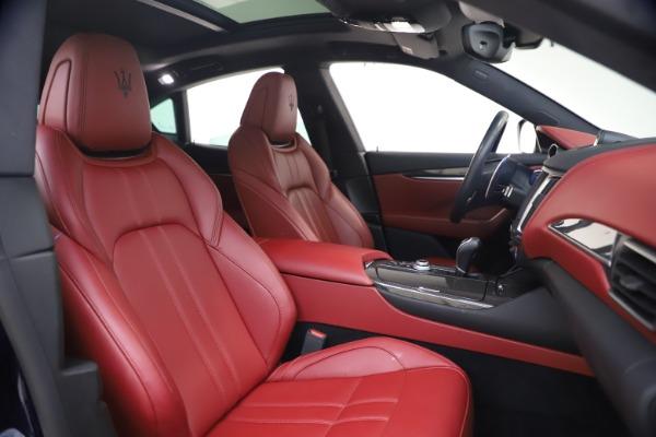 Used 2018 Maserati Levante S GranSport for sale $66,900 at Maserati of Greenwich in Greenwich CT 06830 22