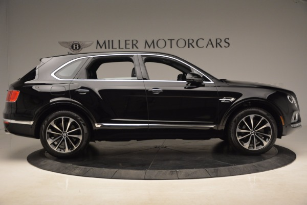 New 2018 Bentley Bentayga Onyx for sale Sold at Maserati of Greenwich in Greenwich CT 06830 11