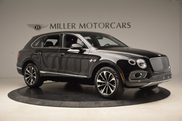 New 2018 Bentley Bentayga Onyx for sale Sold at Maserati of Greenwich in Greenwich CT 06830 12