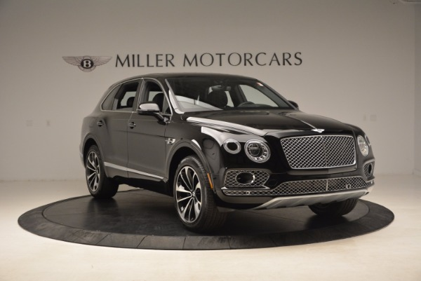 New 2018 Bentley Bentayga Onyx for sale Sold at Maserati of Greenwich in Greenwich CT 06830 13