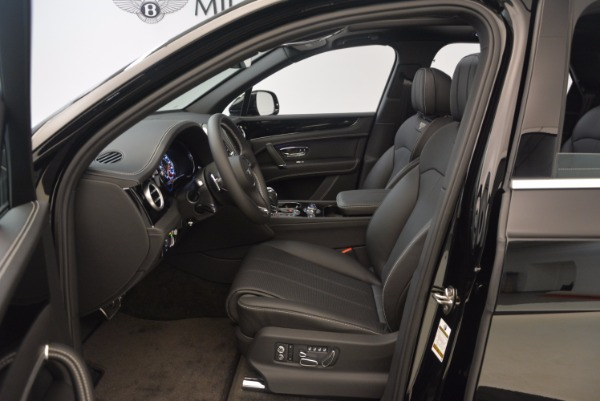 Used 2018 Bentley Bentayga Onyx Edition for sale $139,900 at Maserati of Greenwich in Greenwich CT 06830 19