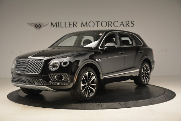 New 2018 Bentley Bentayga Onyx for sale Sold at Maserati of Greenwich in Greenwich CT 06830 2
