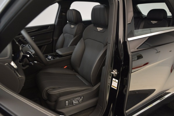 Used 2018 Bentley Bentayga Onyx Edition for sale $139,900 at Maserati of Greenwich in Greenwich CT 06830 20