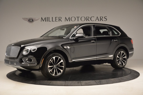 New 2018 Bentley Bentayga Onyx for sale Sold at Maserati of Greenwich in Greenwich CT 06830 3