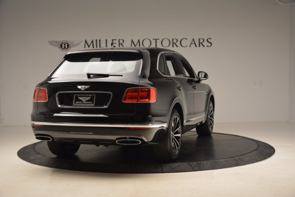 New 2018 Bentley Bentayga Onyx for sale Sold at Maserati of Greenwich in Greenwich CT 06830 8