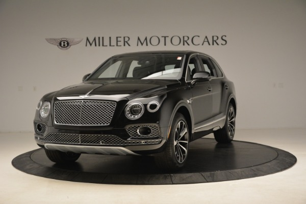 New 2018 Bentley Bentayga Onyx for sale Sold at Maserati of Greenwich in Greenwich CT 06830 1
