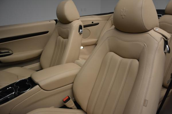 Used 2011 Maserati GranTurismo Base for sale Sold at Maserati of Greenwich in Greenwich CT 06830 25